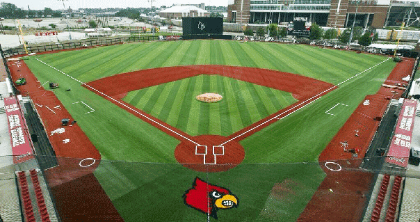 Louisville baseball field